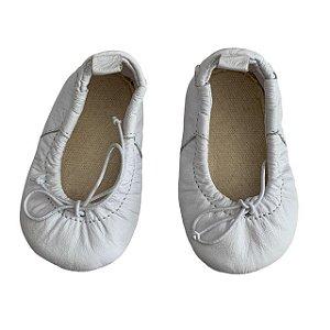 MAC BEBÊ sapatilha branca BRA 14-15