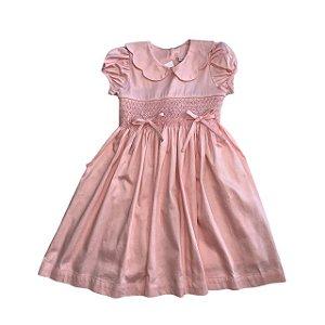UPIA vestido casinha de abelha rosa 2 anos
