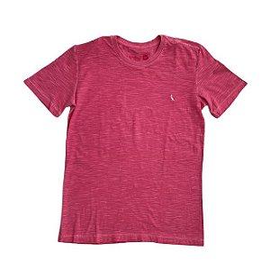 RESERVA MINI camiseta rosa mescla 12 anos