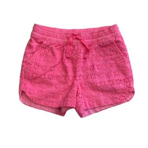 CAT & JACK short  laise rosa 5 anos