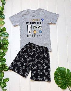 Pijama Juvenil Masculino
