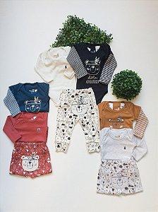 Combo 3 Peças Bebê - Composê Menino