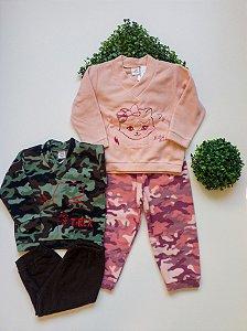 Pijama 1 a 3 Microsoft