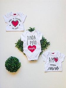 Body Frase Bebê