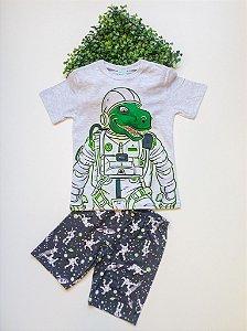 Pijama 4 a 8 Masculino Curto