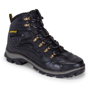 Bota CAT Advanced - Preta