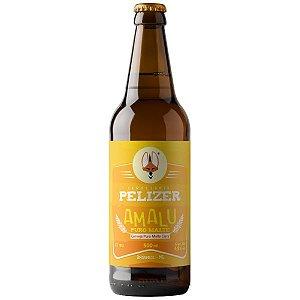 Amalu (Puro Malte) - Cream Ale - garrafa 500ml