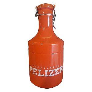 Growler Cerâmico Pelizer - 2 litros