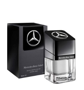 Perfume Select Edt 50ml Masculina Mercedes-Benz