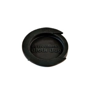 Redutor Microfonia Anti Feed-Back Black Bug NFV Violão 82 Mm