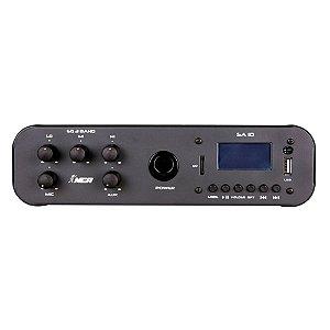 Amplificador Compacto De Som Ll Audio Sa10 para até 12 cxs