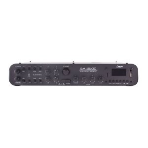 Amplificador Compacto De Som Ll Audio Sa2600 180w Optical