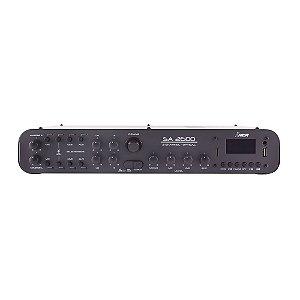 Amplificador Compacto De Som Ll Audio Sa2600 180w Optico