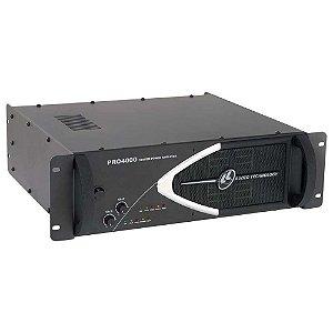 Amplificador Profissional LL Audio Pro4000 Classe AB 1000 W