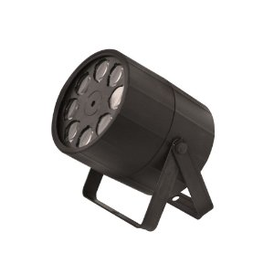 Projetor de Luz 8 LEDS 5W RGBW Orbiter LED