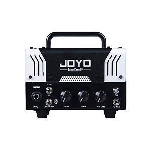 Amplificador Joyo BantAmp Vivo Peavey 20W BT C/pré Valvulado