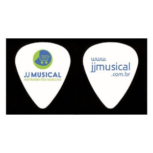 Palhetas JJ Musical 1 mm Kit com 6