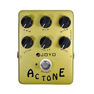 Pedal de Guitarra Joyo ACTone Amp Simulator - JF-13