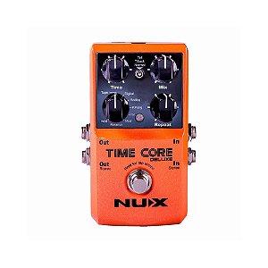 Pedal de Guitarra Nux Time Core Deluxe
