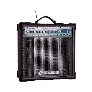 Caixa Amplificada Multiuso Ll Audio Stone 150 30 Wrms ST150