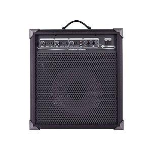 Caixa De Som Amplificada Multiuso Ll Audio Lx100 25 Wrms