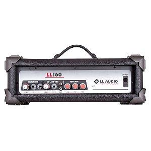 Cabeçote Amplificado Multiuso LL Audio LL160 35 Wrms