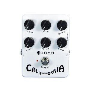 Pedal De Guitarra Joyo California Sound Jf-15