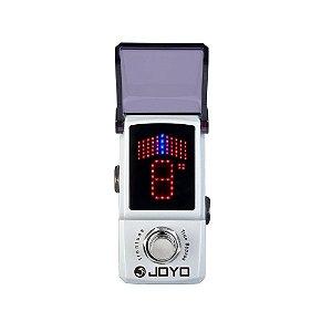 Pedal para Guitarra Joyo JF-326 Irontune Afinador