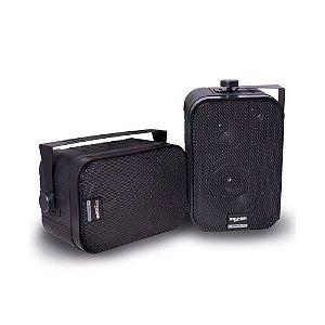 Caixa para som ambiente Ll Audio SP400 Preta