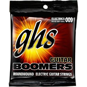 Encordoamento GHS para Guitarra Extra Light GBXL 009/042