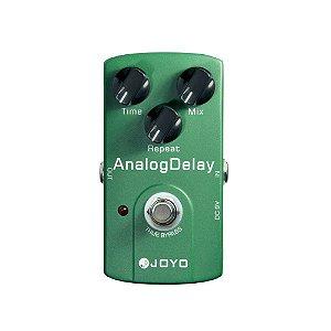 Pedal Para Guitarra Joyo JF-33 Delay Analógico