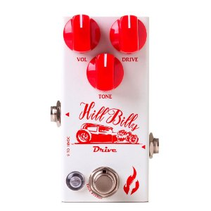 Pedal para Guitarra Fire Custom Shop Compacto Hill Billy