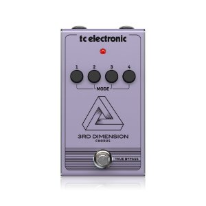 Pedal de Guitarra TC Electronic 3RD Dimension Chorus