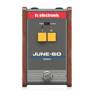 Pedal de Guitarra TC Electronic June-60 Chorus