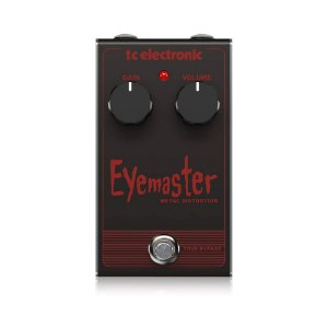 Pedal de Guitarra TC Electronic Eyemaster Metal Distortion