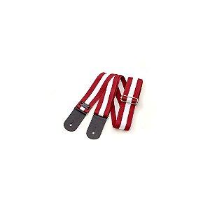 Correia P/Instrumentos de corda Ibox CK510 listras Vermelha