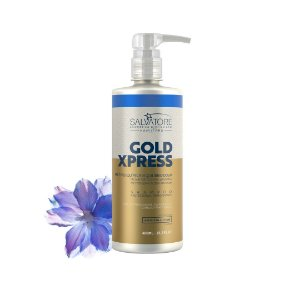 Salvatore Gold Xpress Shampoo 480ml