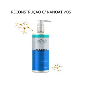 Hair Pró Nano Shampoo 480ml