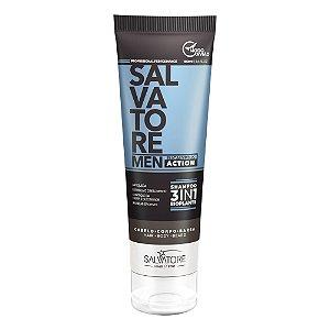 Salvatore Men Shampoo 3 in 1 250ml