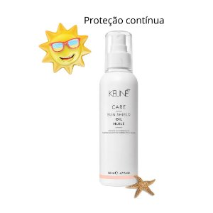 Keune Sun Shield Oil Huile 140ml