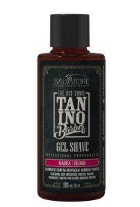 Tanino Barber Gel Shave 120ml