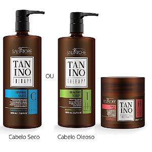 Tratamento Tanino Therapy Tamed Hair