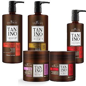 Tratamento Tanino Therapy Hair Transition