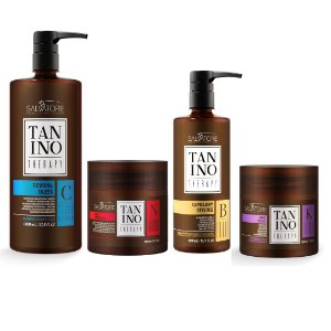 Tratamento Tanino Therapy Nutri Blond