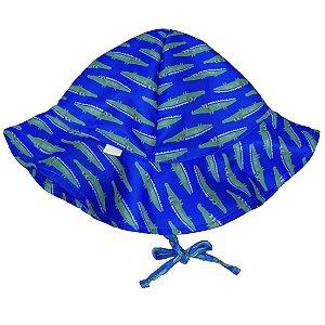 Chapéu Crocodilo Azul FPU 50+