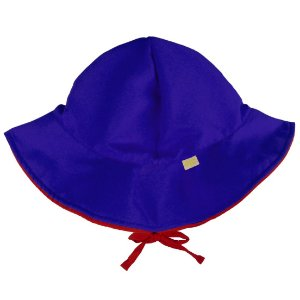 Chapéu Dupla Face Royal l Vermelho FPU 50+