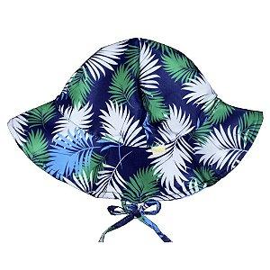 Chapéu Folhas Multicolorido FPU 50+