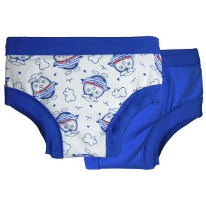 Kit Desfralde Noturno Pinguim Azul