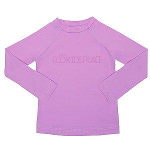 Camisa Manga Longa Lilac FPU 80+