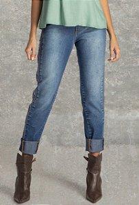 Calça Skinny Jeans Gina